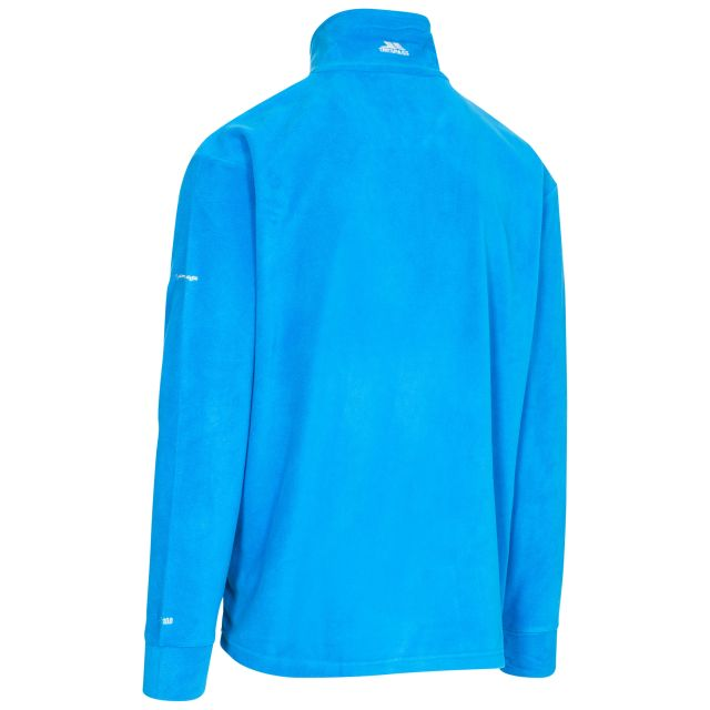 Masonville Men's 1/2 Zip Fleece in Blue