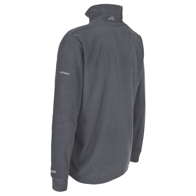 Masonville Men's 1/2 Zip Fleece in Grey
