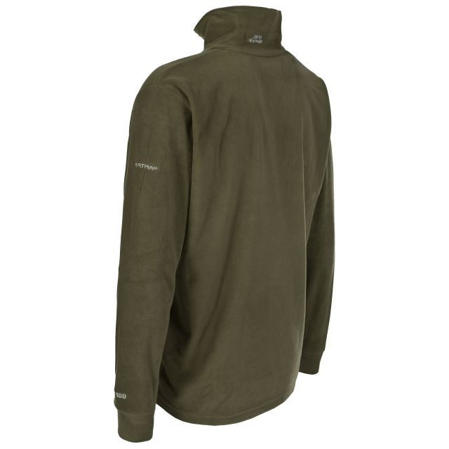 Masonville Men's 1/2 Zip Fleece in Khaki