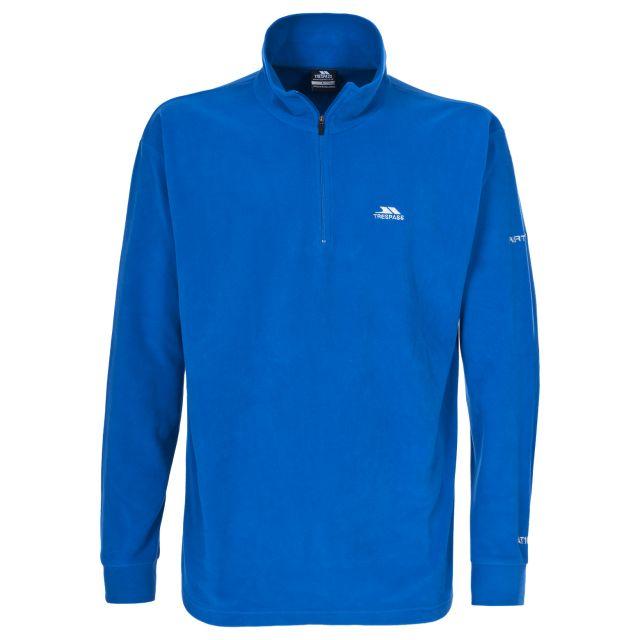Masonville Men's 1/2 Zip Fleece in Blue