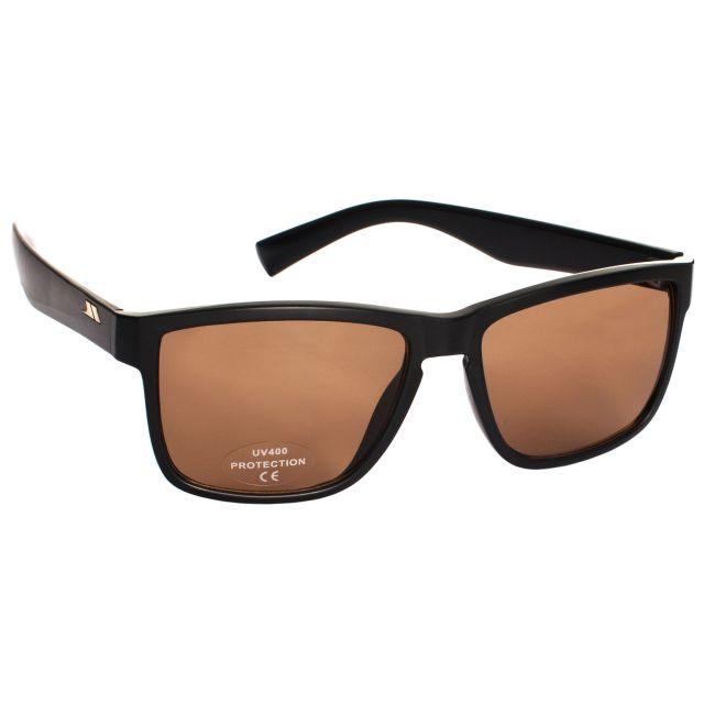 Mass Control Unisex Sunglasses in Black