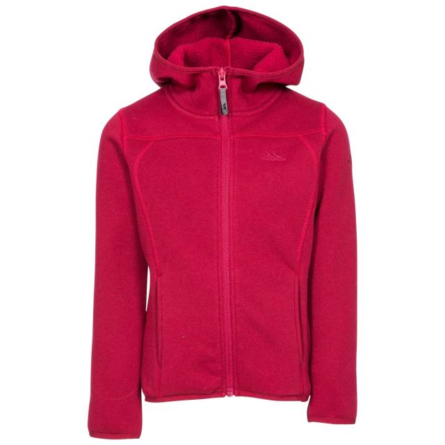 Match Kid's Hooded Fleece