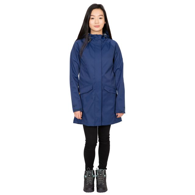 Matilda Women's Water Resistant Softshell Jacket in Navy
