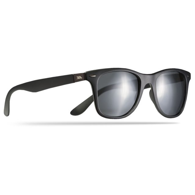 Matter Unisex Sunglasses in Black