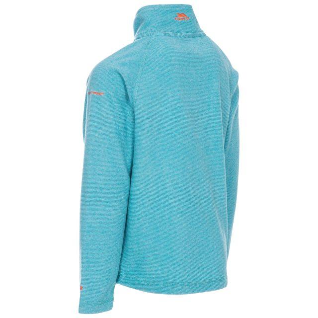 Meadows Kids' Half Zip Fleece in Blue
