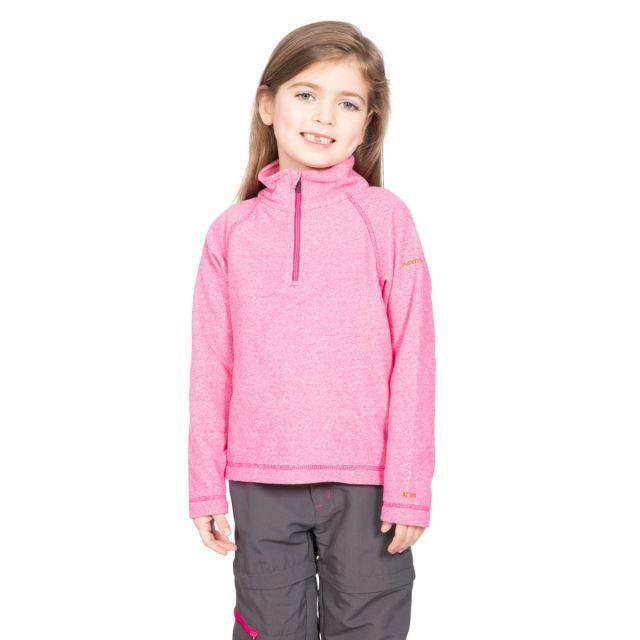 Meadows Kids' 1/2 Zip Neck Fleece - PLD