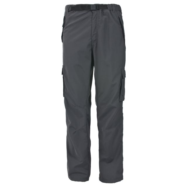 Meron Men's Walking Trousers in Grey