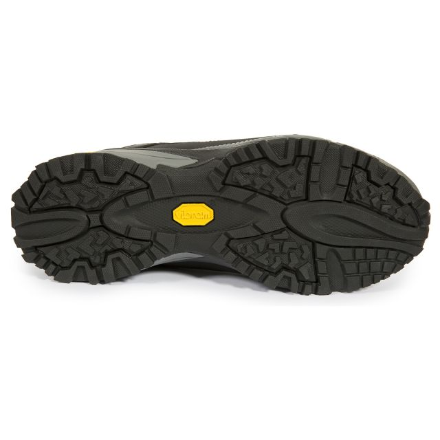 Messal Women's DLX Vibram Walking Shoes in Brown