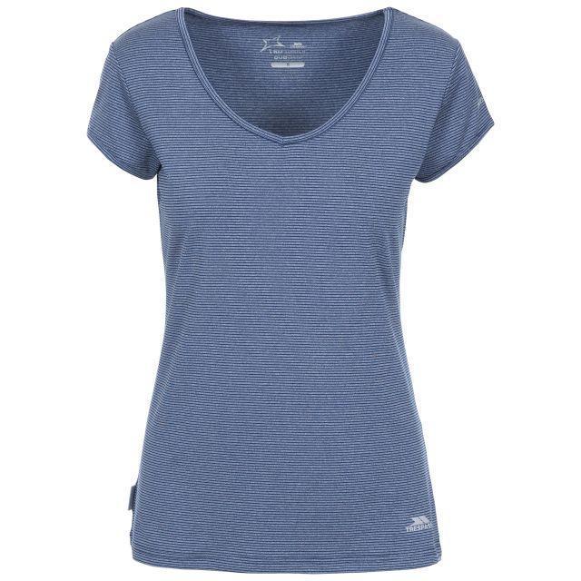 Mirren Women's Quick Dry Active T-Shirt in Navy