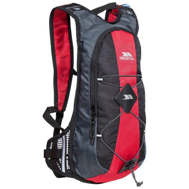 Mirror 15 Red Cycling Hydration Pack in Burgundy