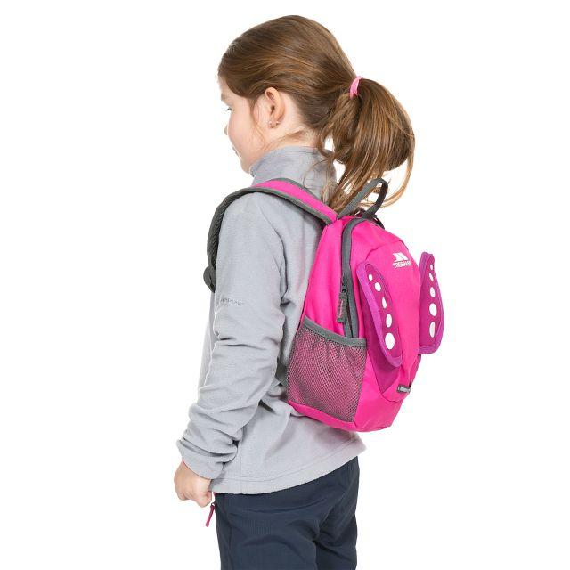 Tiddler Kids' Pink 3L Novelty Backpack