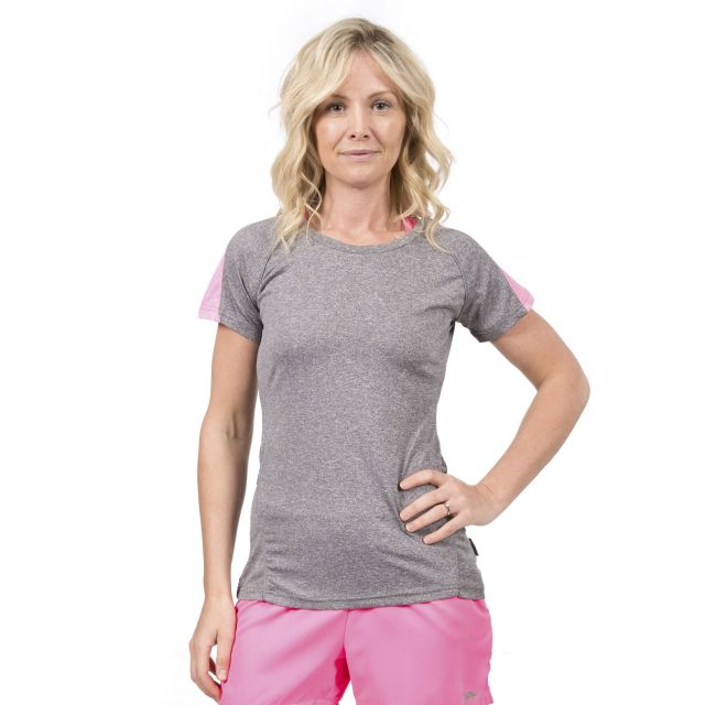 Oko Womens Short Sleeve Active T-shirt