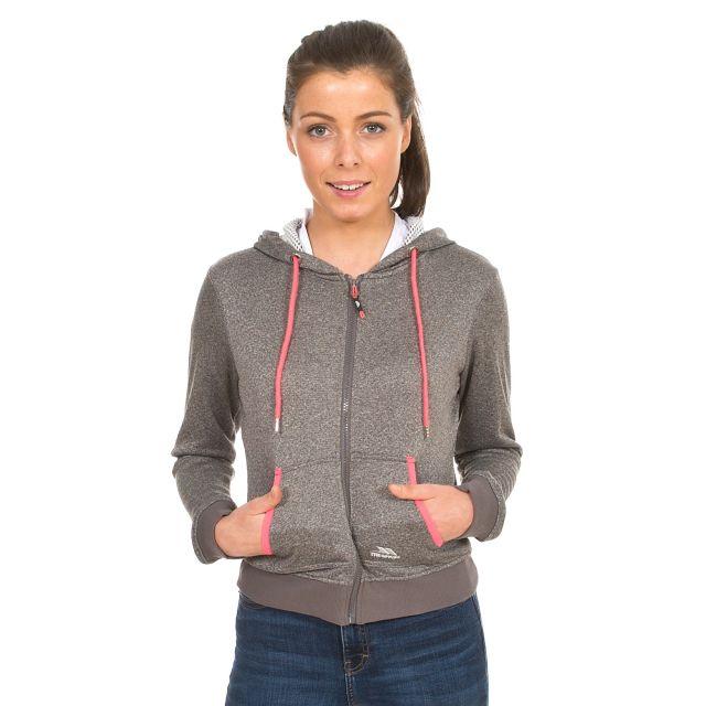 Revel Women's Full Zip Insulated Fleece Hoodie