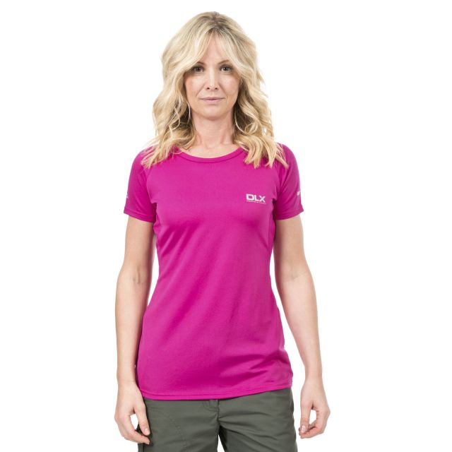 Alonza Women's DLX Quick Dry T-Shirt