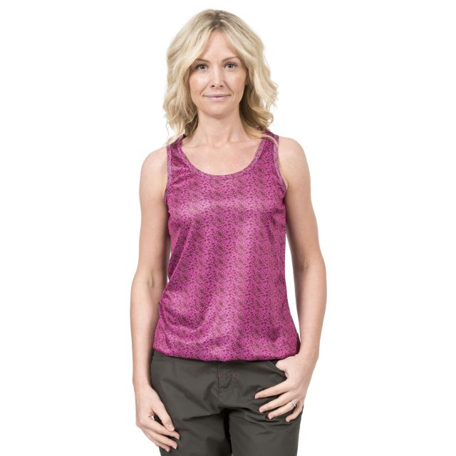 Seeley Women's Sleeveless Active T-Shirt