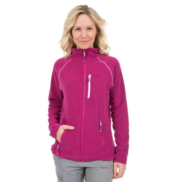Perrie Women's Fleece in Pink