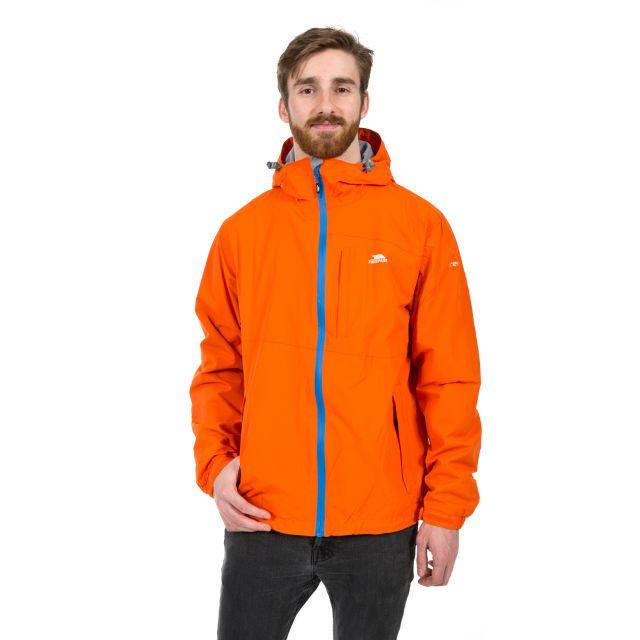 Hilman Men's Waterproof Jacket in Yellow