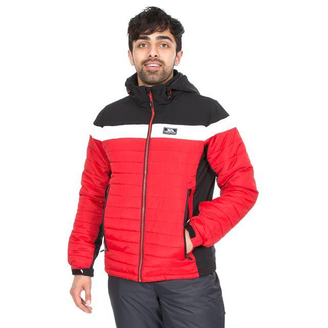 Drift Men's Ski Jacket in Red
