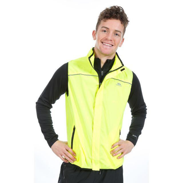 Torridon Men's Active Gilet in Yellow