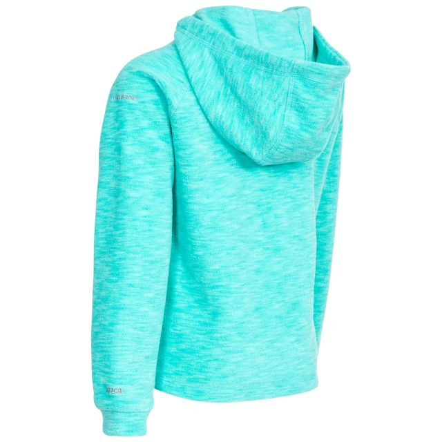 Moonflow Kids' Fleece Hoodie in Blue