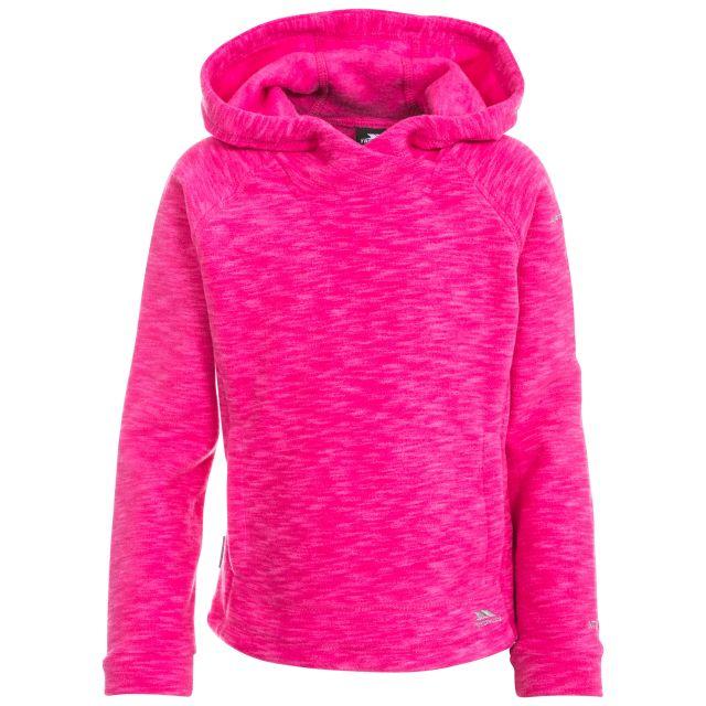 Moonflow Kids' Fleece Hoodie in Pink