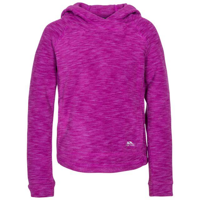 Moonflow Kids' Fleece Hoodie in Purple