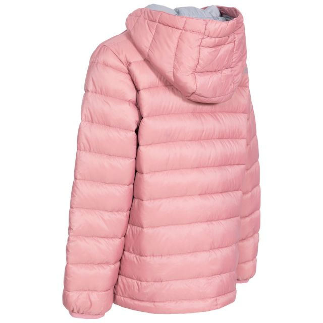 Morley Kids' Down Jacket in Pink