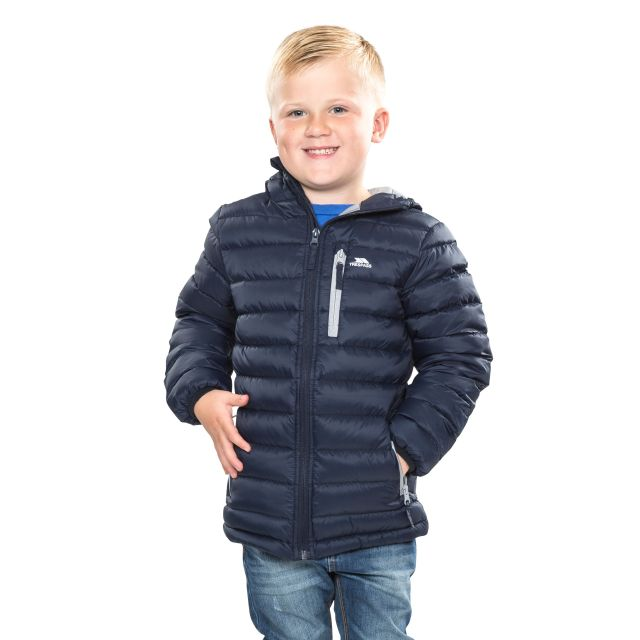 Morley Kids' Down Jacket in Navy