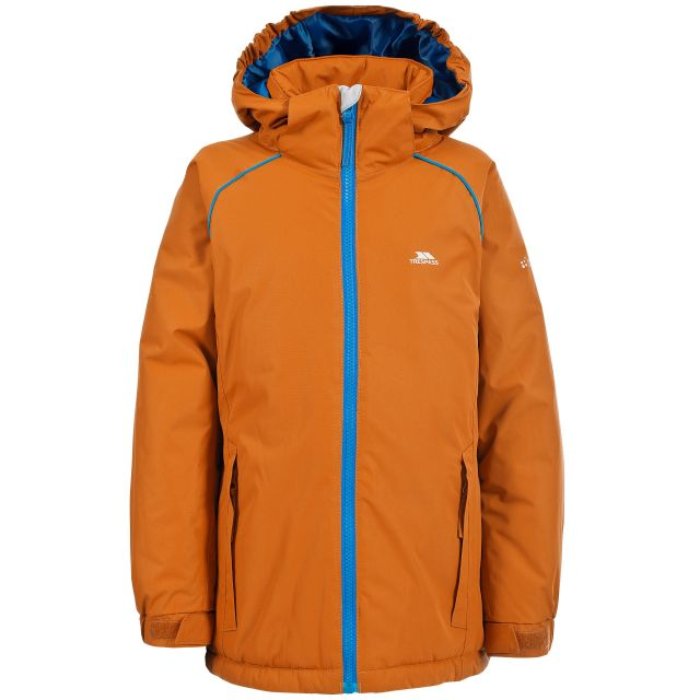 Moshee Girls' Waterproof Jacket  in Orange
