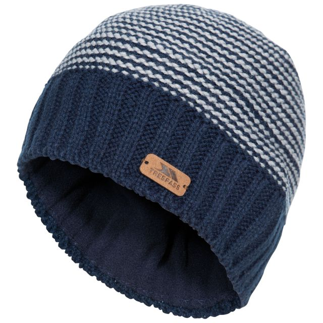 Mumford Kids' Beanie Hat in Navy