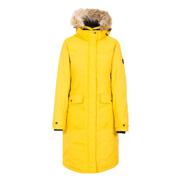 Munros Women's DLX Waterproof Down Jacket - GLD