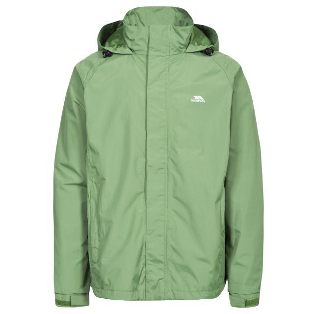 Nabro II Men's Waterproof Jacket in Green