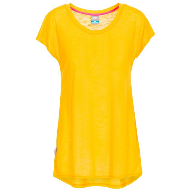Nado Women's Quick Dry T-shirt in Orange