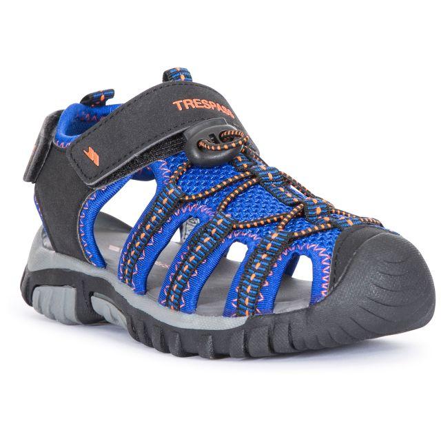 Nantucket Kids' Sandals in Blue