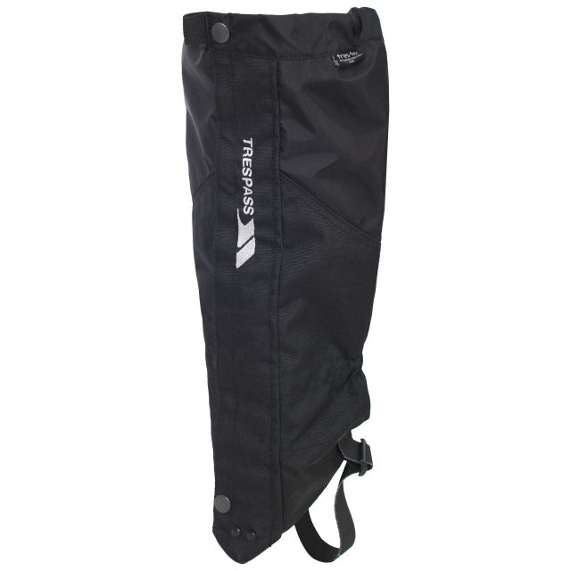 Waterproof Gaiters in Black