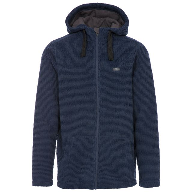 Napperton Men's Hooded Fleece Jacket - NA1