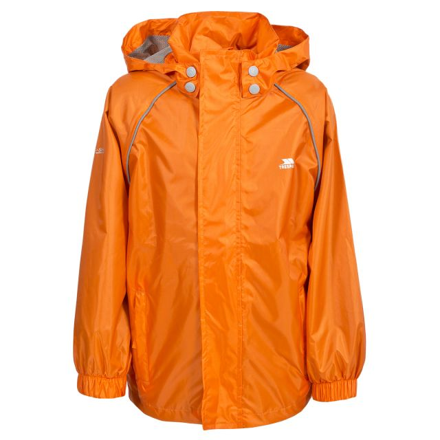 Neely II Kids' Waterproof Jacket in Peach