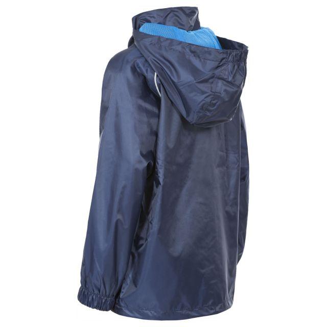 Neely II Kids' Waterproof Jacket in Navy
