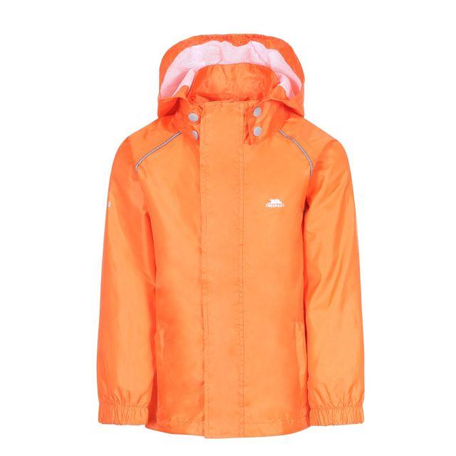 Neely II Kids' Waterproof Jacket in Peach