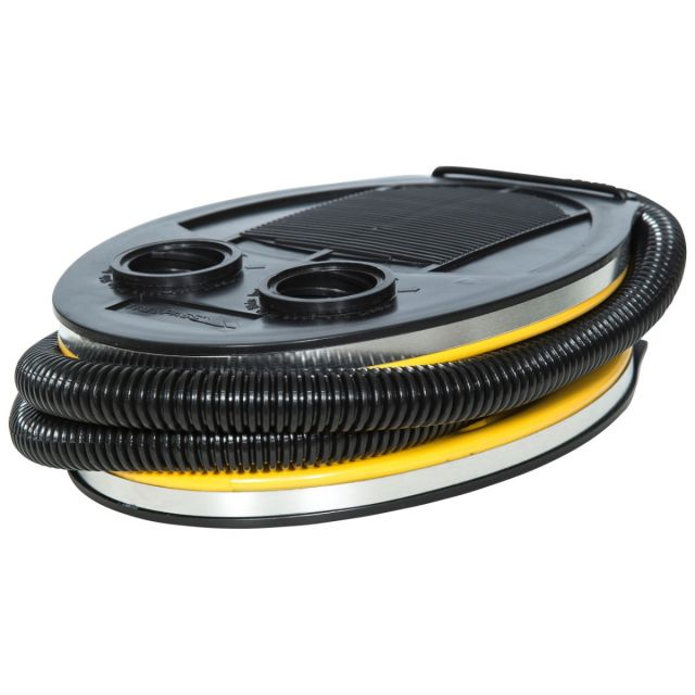 Air Bed Foot Pump in Yellow