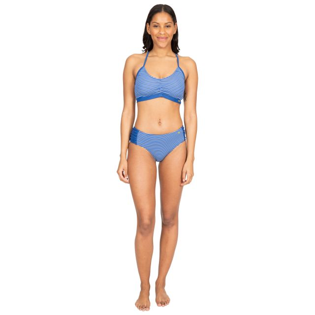 Niamh Women's Bikini Bottoms in Blue