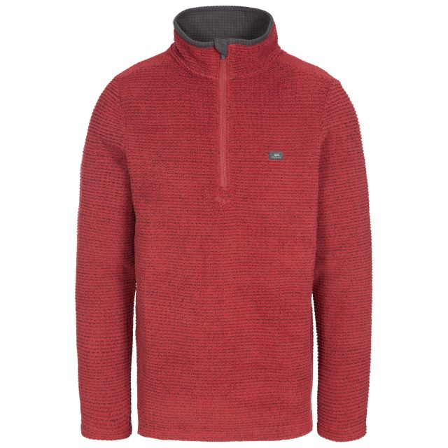 Nillsee Men's 1/2 Zip Fleece - MER