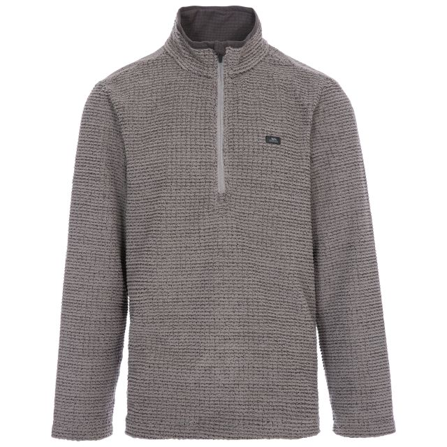 Nillsee Men's 1/2 Zip Fleece - STG
