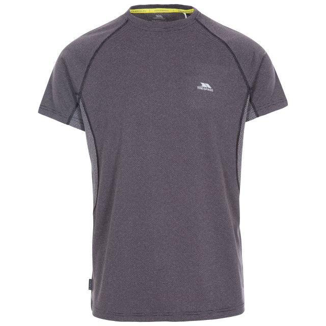 Noah Men's Active T-Shirt in Dark Grey