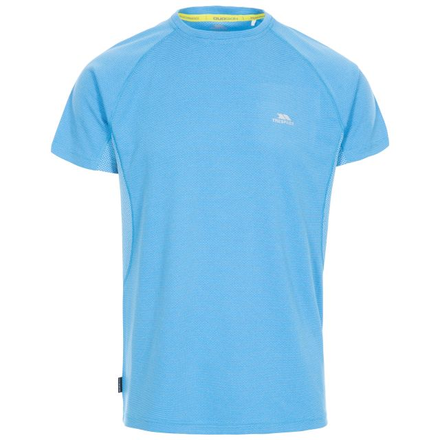 Noah Men's Active T-Shirt in Blue