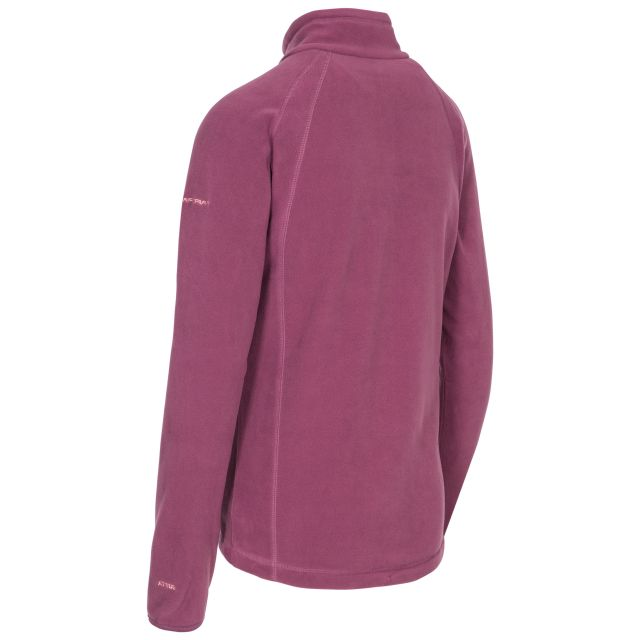 Nonstop Women's Fleece Jacket in Purple