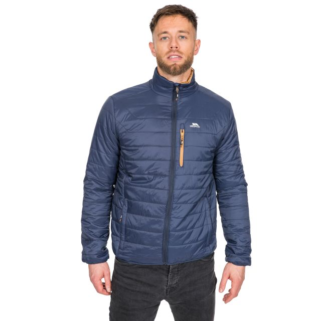 Norman Men's Lightweight Padded Casual Jacket - NA1