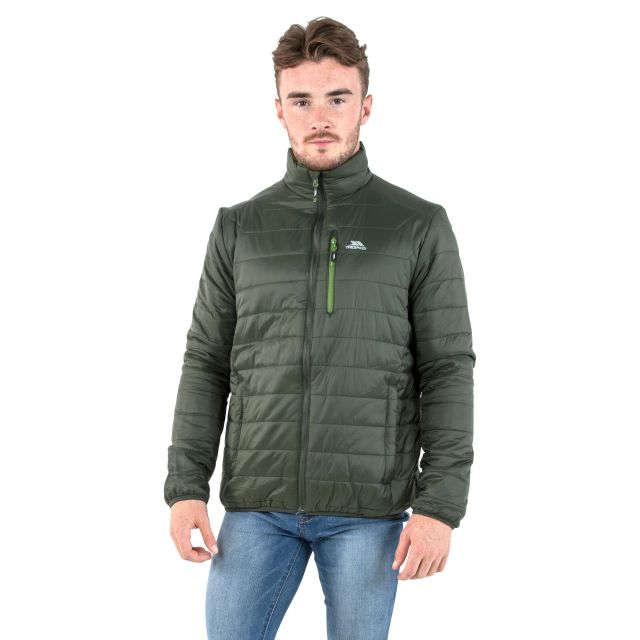 Norman Men's Lightweight Padded Casual Jacket - OLI