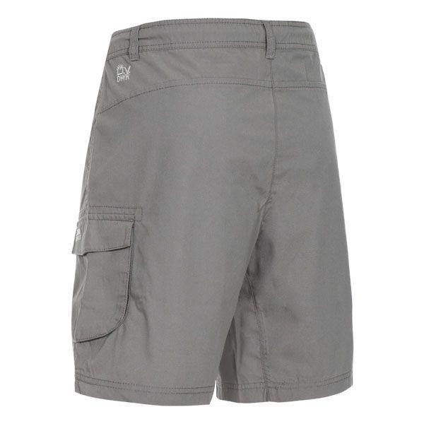 Nova Women's Trekking Shorts in Grey