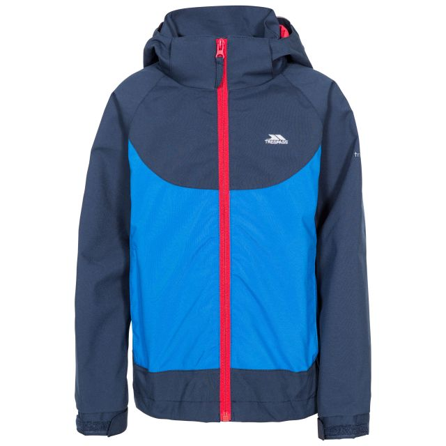 Novah Kids' Waterproof Jacket in Blue